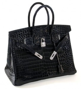 Black Diamond Hermes Birkin
